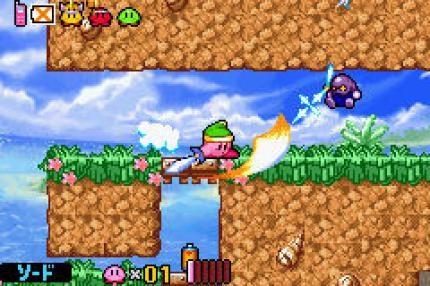 Flagship entwickelt neues GBA-Kirby