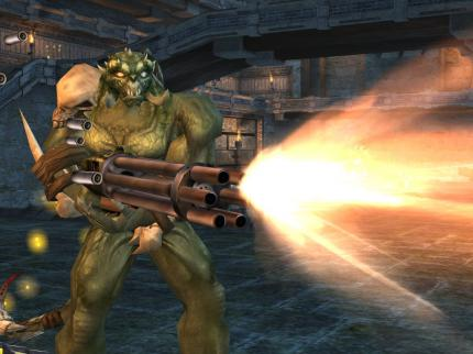 Unreal Tournament 2004: Rabatt für UT 2003 Besitzer
