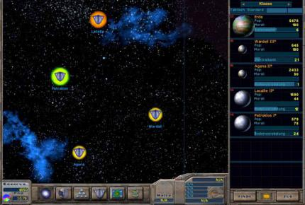 Galactic Civilizations 2: Dreadlords – Infos und Trailer