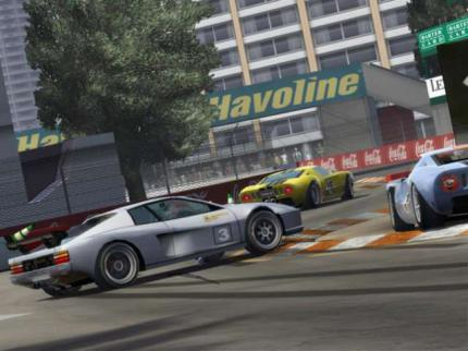 Neue Screens zu DTM Race Driver 2
