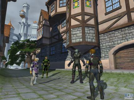 Everquest II: 350.000 registrierte Spieler