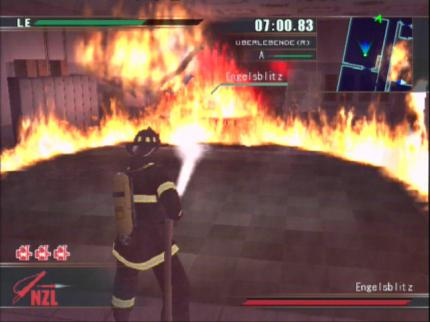Firefighter F.D. 18: Backdraft! - Leser-Test von marquitos