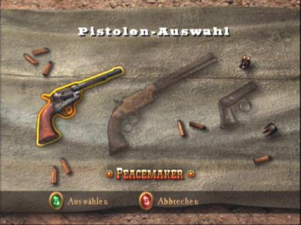 Dead Man's Hand: Angestaubte Action - Leser-Test von perfect007