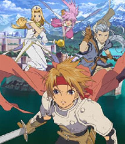 Tales of Phantasia: The Animation angekündigt