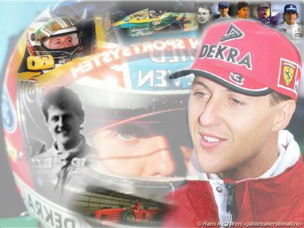 Michael Schumacher World Tour 2004 Demo