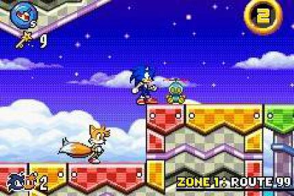 Neues Video zu Sonic Advance 3