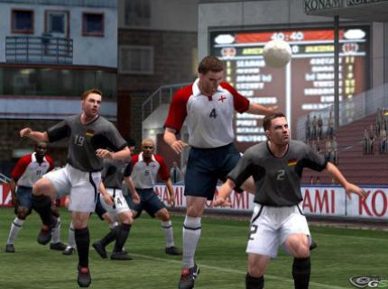 Pro Evolution Soccer 5: Weltpremiere auf der Gamesconvention