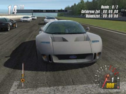 DTM 2 - Infos zur PS2-Version