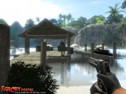 Erstes Ingame-Movie zu Far Cry: Instincts
