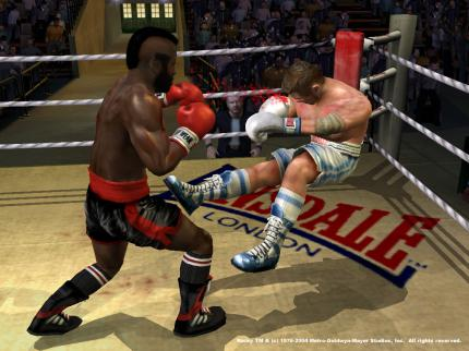 Rocky Legends: The Eye of the Tiger - Leser-Test von ShadowAngel