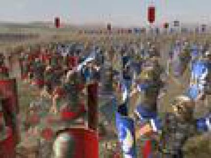 7 neue Screenshots zu Rome: Total War