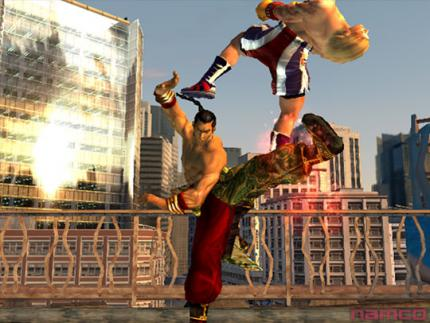 Tekken 5 - Neue Screenshots