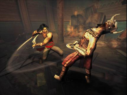Prince of Persia: Free-Form-Fighting-Trailer