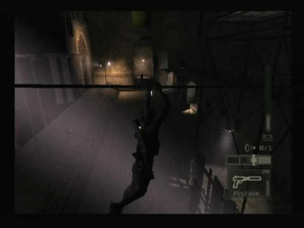 Splinter Cell: Pandora Tomorrow - Geheimagent Sam Fisher - Leser-Test von canoejoe