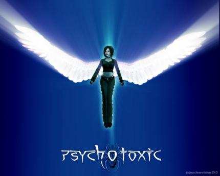 Neue Psychotoxic Wallpaper