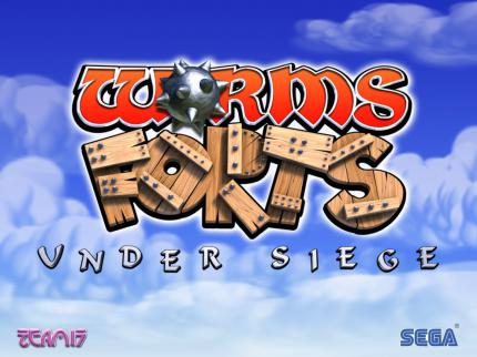 Worms Fords: Under Siege - Neue Bilder