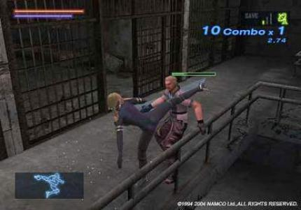 Neue Bilder zu Death by Degrees Tekken