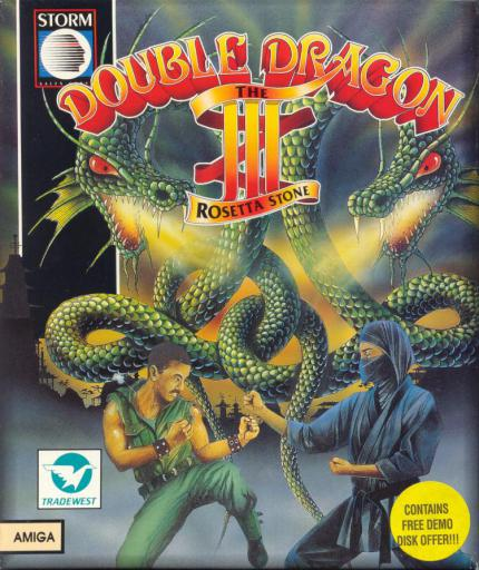 Double Dragon 3 - The Rosetta Stone: Innovativ und schick - Leser-Test von dorgard
