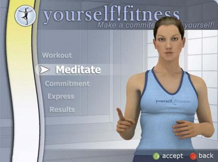Yourself!Fitness: Spiel dich fit!