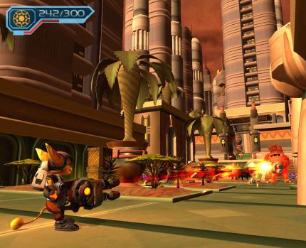 Ratchet & Clank 3: Offizielle Homepage online