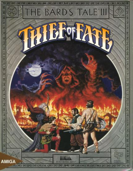 The Bard's Tale 3 - Thief of Fate: Temporärer Anomalie - Leser-Test von RAMS-es