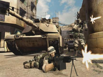 Battlefield 2: 35 Minuten Ingame-Video