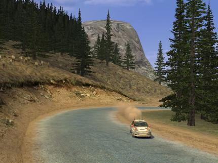 Colin McRae Rally 2005: Singleplayer-Demo