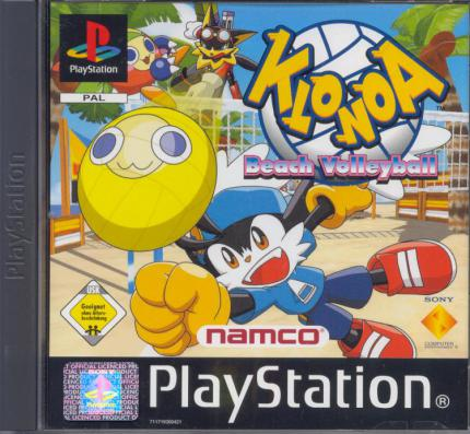 Klonoa Beach Volleyball: Baggern am Strand - Leser-Test von sinfortuna