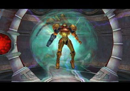 US-Website zu Metroid Prime 2: Echoes