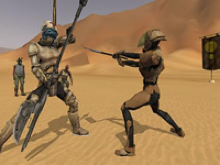 Star Wars Galaxies: Jump to Lightspeed - Website & Releasetermin