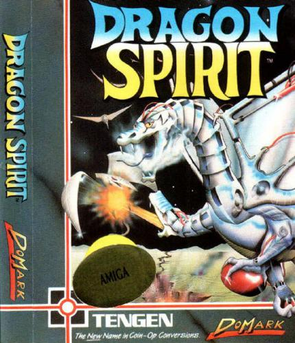 Dragon Spirit - The New Legend: Drachenherz - Leser-Test von RAMS-es
