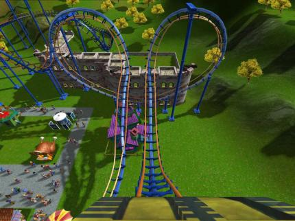 RollerCoaster Tycoon 3: Dritte Demo