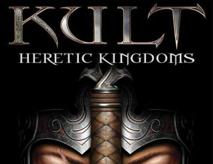 Webseite zu Kult: Heretic Kingdoms online