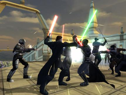Knights of the Old Republic 2 - Erster Patch