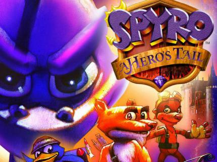 Spyro: A Hero's Tail Preview