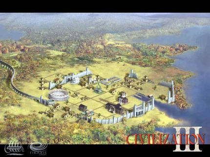 Civilization IV in Arbeit
