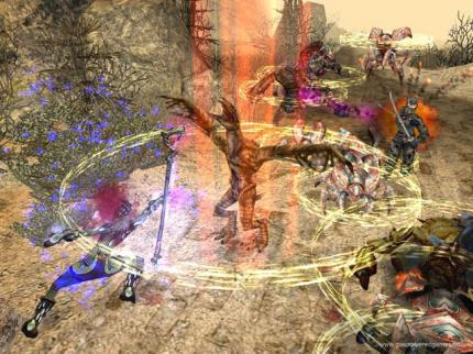 Neue Screenshots zu Dungeon Siege 2