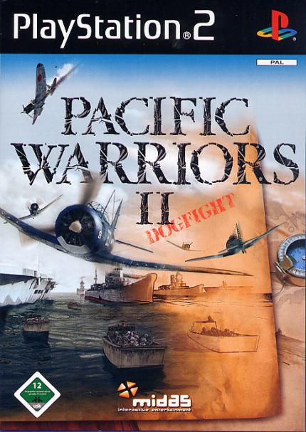 Pacific Warriors 2: Dogfight - Horror über den Wolken - Leser-Test von rossi