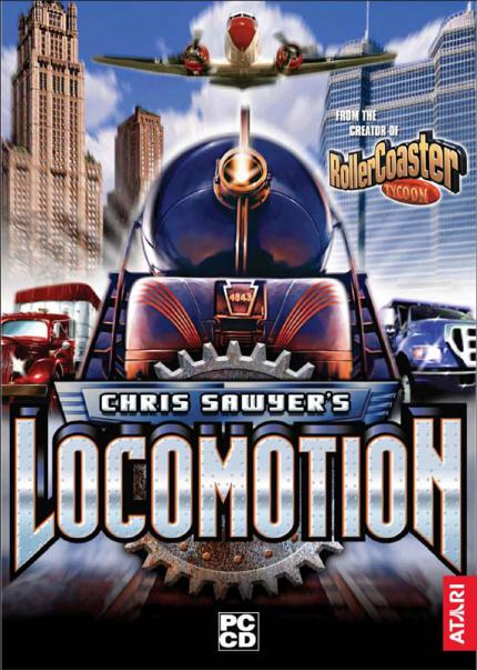 Locomotion: Patch erschienen
