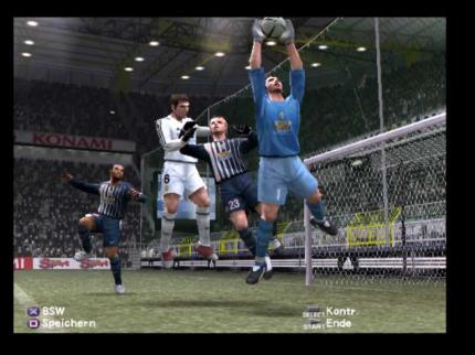 Pro Evolution Soccer 4: Goalden Goal! - Leser-Test von marquitos
