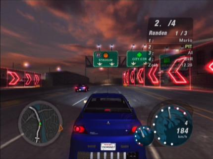 Need for Speed: Underground 2 - EA Games bestes Tunergame - Leser-Test von El_Palucho