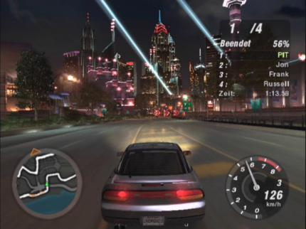 Need for Speed Underground 2: Tune deinen Wagen! - Leser-Test von I-Link