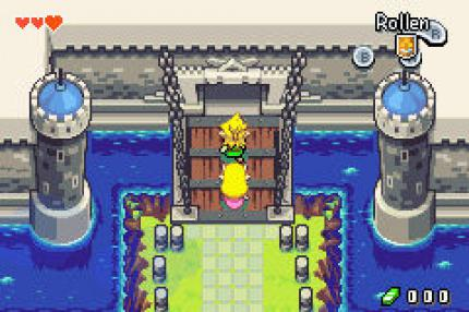 Legend of Zelda: The Minish Cap - Absolut geniales Zelda-Spiel - Leser-Test von Seewi