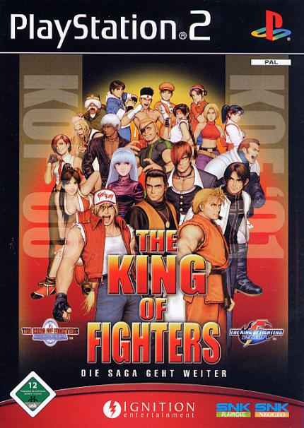The King of Fighters 2000/2001 Doublepack: The King of Fighters 2000-2001 - Leser-Test von The_Cube
