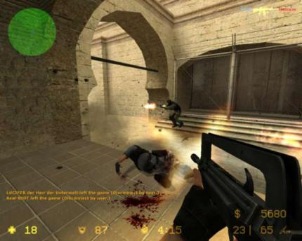 Counterstrike: Source - Neues Update