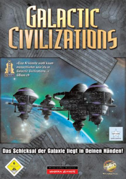 Galactic Civilizations 2: Homepage online