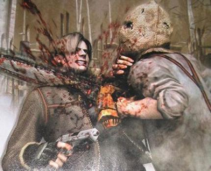 Resident Evil 4: Witziges Webgame zum Launch