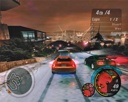 Need for Speed Underground 2: EA Games bestes Tunergame - Leser-Test von El_Palucho