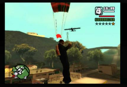 Grand Theft Auto San Andreas: Game of Californication. - Leser-Test von Yoshi256