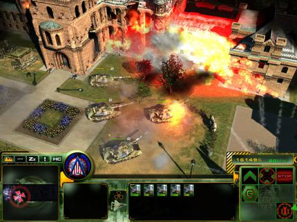 10 neue Screens zu Act of War